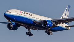 United Airlines N772UA plb20-2201 (andreas_muhl) Tags: 777 n772ua ua unitedairlines fra eddf planespotter planespotting aviation airplane aircraft frankfurt 777200 boeing
