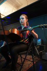 DSC01747 (NYC Guitar School) Tags: nycgs nyc new york city guitar school recital 41319 performance music kids teens band rock plasticarmygirl ues 2019 upper east side