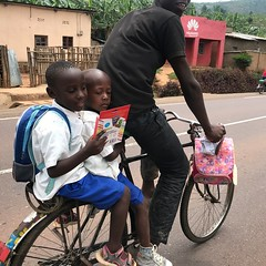 Kreuz und quer durch Afrika – unser TX-400 in action! (vsf fahrradmanufaktur) Tags: weltenbummler vsffahrradmanufaktur bikes trekking trekkingrad afrika tx400 radweltreise