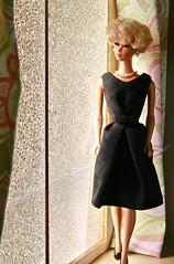 Repro Bubble in Dressmaker Details Belle dress (barbiescanner) Tags: vintage retro fashion vintagefashion repro reprobarbie barbie bubblecut maryannroy diorama fashiondolls fashiondollphotography belledress dressmakerdetails