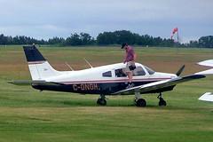 C-GNGH   Piper PA-28-151 Cherokee Warrior [28-7515264] Ottawa-Macdonald Cartier Int'l~C 18/06/2005 (raybarber2) Tags: 287515264 airportdata cn287515264 canadiancivil cgngh cyow filed flickr planebase raybarber single