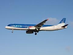 bmi                           Airbus A321                                G-MEDN (Flame1958) Tags: gmedn 0714 bmi bmia321 londonheathrowairport lhr egll 171209 1209 2009 britishmidland britishmidlandairways airbus airbusa321 a321 321