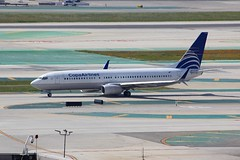 B737 HP-1827CMP Los Angeles 22.03.19 (jonf45 - 5 million views -Thank you) Tags: airliner civil aircraft jet plane flight aviation lax los angeles international airport klax copa airlines boeing 737 hp1827cmp