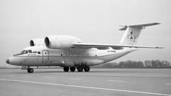 RA-74056 1998-12-12 AMS (Gert-Jan Vis) Tags: ra74056 antonev an74 an74200 gazpromavia schiphol 36547098951