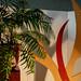 Onze vasten-hof  is een palm-tuin geworden