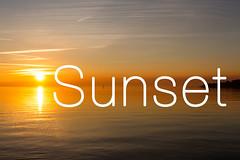 iSunset (stefan.bayer) Tags: isunset sunset sonnenuntergang sun font lindau bodensee lake constance spring waves frühling iphone idevices apple