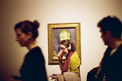 (Steve Bowbrick) Tags: 35mm tatebritain vincentvangogh exhibition london art gallery
