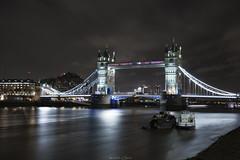 Light it up (_Amritash_) Tags: thames river longexposure longexposurejunkie night nightlights cityscape towerbridge bridge lights lightitup london londres nikonz7 mirrorless