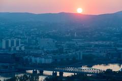 sDSC-1071 (L.Karnas) Tags: wien vienna wiedeń вена 維也納 ウィーン viena vienne austria österreich donau danube 2019 april sunset sonnenuntergang