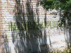 Hardware & Appliances (jimsawthat) Tags: smalltown marysvale utah vintagesign ghostsign