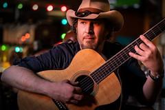 Joel 040919 B (TNrick) Tags: bar nashville tennessee man portrait guitar hat lowkey cowboyhat