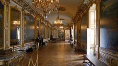 Chantilly, Oise - France (Mic V.) Tags: château de chantilly chateau castle renaissance building architecture french history histoire france oise galerie des batailles battles gallery painting peinture condé conde prince duke duc bourbon