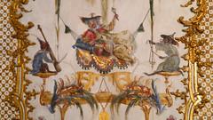 Chantilly, Oise - France (Mic V.) Tags: château de chantilly chateau castle renaissance building architecture french history histoire france oise singe monkey la grande singerie peinture painting condé conde prince duke duc bourbon