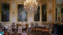 Chantilly, Oise - France (Mic V.) Tags: château de chantilly chateau castle renaissance building architecture french history histoire france oise chambre monsieur le prince condé conde duke duc bourbon