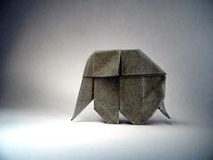 Elephant - Ladislav Kaňka (Rui.Roda) Tags: origami papierfalten papiroflexia elefante elephant ladislav kaňka