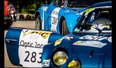ALPINE RENAULT A110 1600 S (1972) (Laurent DUCHENE) Tags: tourauto car classiccar automobile automobiles auto motorsport peterauto historicrally chablis 2018 historiccar alpine renault a110 1600 s