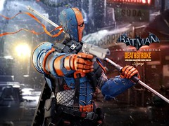 DS_007 (siuping1018) Tags: hottoys siuping siuping1018 dc batman arkhamknight arkhamorigins deathstroke photography actionfigures onesixthscale toy canon 5dmarkii 50mm