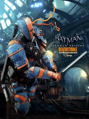 DS_001d (siuping1018) Tags: hottoys siuping siuping1018 dc batman arkhamknight arkhamorigins deathstroke photography actionfigures onesixthscale toy canon 5dmarkii 50mm