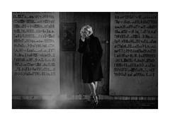 Waterloo Station (Nico Geerlings) Tags: cinematic cinematography streetstyle urban photoshoot model gritty strfeetphotography amsterdam waterloostation subwaystation metro ngimages nicogeerlings nicogeerlingsphotography leicammonochrom 50mm summilux