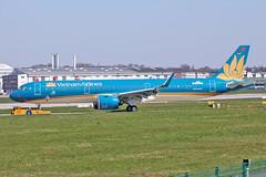 Airbus A321neo - D-AYAT - XFW - 17.04.2019 (Matthias Schichta) Tags: