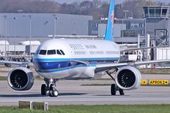 Airbus A321neo - D-AVZV - XFW - 17.04.2019(1) (Matthias Schichta) Tags: