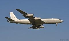 272 ISRAELI AF BOEING 707 (Apple Bowl) Tags: 272 israel air force boeing 707 120 sqd raf waddington