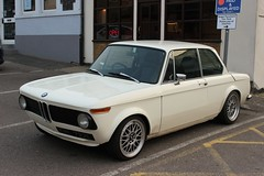 BMW 2002 (R.K.C. Photography) Tags: bmw bmw2002 classic german car fhl722l 1972 royston hertfordshire england unitedkingdom uk canoneos100d