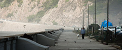 Ocean Beach (AAcerbo) Tags: sanfrancisco california oceanbeach beach waves storm widescreen cinematic dof