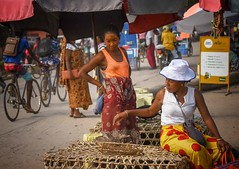 Buying a Duck (Rod Waddington) Tags: africa afrika afrique madagascar malagasy culture cultural buying selling duck market outdoor streetphotography street candid