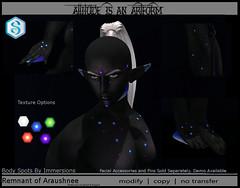 Remnants of Araushnee... (sabayne) Tags: fantasyfair attitudeisanartform immersion fantasy drow ilythiiri seldarine aquatic mermaid