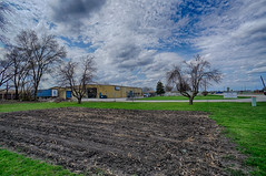 Mid Week Afternoon Sky (kendoman26) Tags: clouds sky grundycountyillinois hdr nikhdrefexpro2 sonyalpha sonyphotographing sonya6000 sel1628 sonyvclecu1