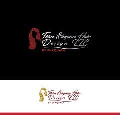 Print (Ultra Creators) Tags: hair extensions logo design glitter modren professional unique
