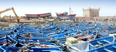 Blue Fishing Boats (maios) Tags: essaouira morocco bluefishingboats blue fishing boats fishingboats blueboats nikond7100 nikon d7100 maios africa