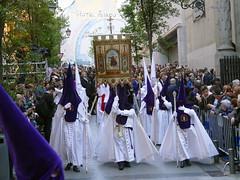 Procesión del Cristo de Los Gitanos 2019 (Madrid, España) (Juan Alcor) Tags: procesión 2019 miercolessanto hermandad cristodelosgitanos losgitanos madrid españa spain cofrades cofrade nazareno