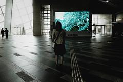 S0280109A Urban space (soyokazeojisan) Tags: japan osaka city street light people digital fujifilm xq2 2019