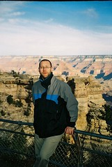 CNV00047 (rugby#9) Tags: jacket coat america us usa arizona gorge rocks sky clouds cloud grandcanyon outdoor