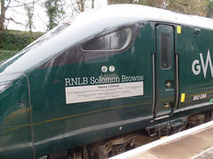 802008 Bodmin Parkway (2) (Marky7890) Tags: gwr 802008 class802 1a80 bodminparkway railway cornwall cornishmainline train iet
