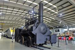 Hetton Colliery locomotive . (steven.barker57) Tags: hetton colliery loco locomotive old rare antique north east england shildon george stephenson robert newcastle steam train trains