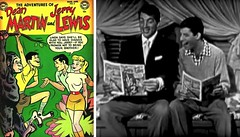 Jerry reads comics (Michael Vance1) Tags: art adventure artist comics comicbooks cartoonist humor tv movies comedian comedy