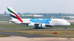 A6-EOQ A388 UAE 'EXPO2020_Blue'