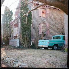 Kingston NY, 2019 (mwilli214) Tags: hassblad500cm 6x6 kodak ektar100 120mm filmphotographic zeiss80mm