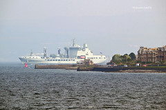 RFA Tidesurge (Zak355) Tags: rothesay isleofbute bute scotland scottish a138 naval rfatidesurge navy royalnavy ship shipping boat vessel riverclyde