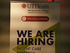 P1060157 (UTHealth SBMI) Tags: school biomedical informatics sbmi uthealth career day
