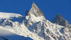 Peak (solarisgirl) Tags: kalga himachalpradesh snow white mountain peak rocky sunshine sunrise