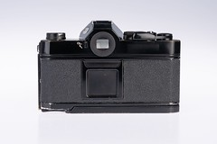 09 - 1975 Konica Autoreflex T3N (NEX69) Tags: 1975 konicaautoreflext3n black schwarz kleinbildkamerach classiccamera