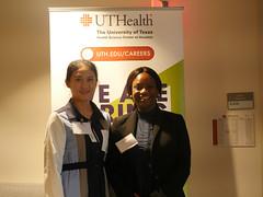 P1060159 (UTHealth SBMI) Tags: school biomedical informatics sbmi uthealth career day