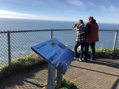 Sign at Otter Crest Viewpoint_2