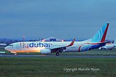 B737-8KN A6-FDS FLY DUBAI (shanairpic) Tags: jetairliner b737 boeing737 shannon flydubai a6fds tway iac