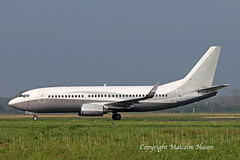 B737-3Y0 9H-ZAK MALETH-AERO (shanairpic) Tags: jetairliner b737 boeing737 shannon corporatejet executivejet bizjet malethaero 9hzak