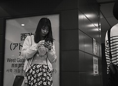 West Gate (Bill Morgan) Tags: fujifilm fuji xpro2 35mm f2 bw jpeg acros alienskin exposurex4